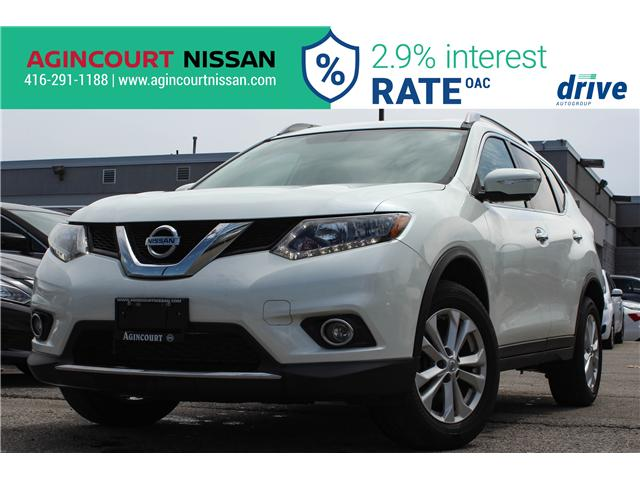 2015 Nissan Rogue SV (Stk: U12492) in Scarborough - Image 1 of 30
