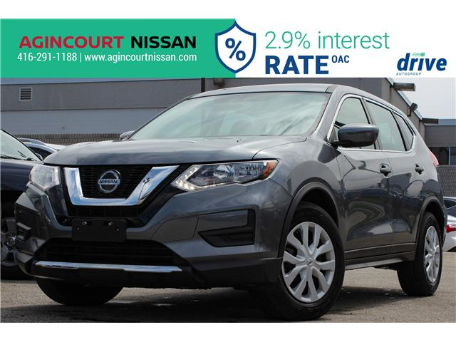 2018 Nissan Rogue S (Stk: U12493) in Scarborough - Image 1 of 24