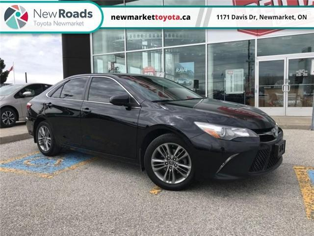 2015 Toyota Camry SE (Stk: 342531) in Newmarket - Image 1 of 17