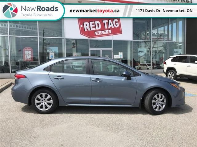 2020 Toyota Corolla LE (Stk: 34302) in Newmarket - Image 2 of 17