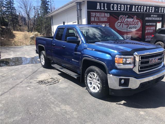 2015 GMC Sierra 1500 SLE (Stk: ) in Dartmouth - Image 2 of 12