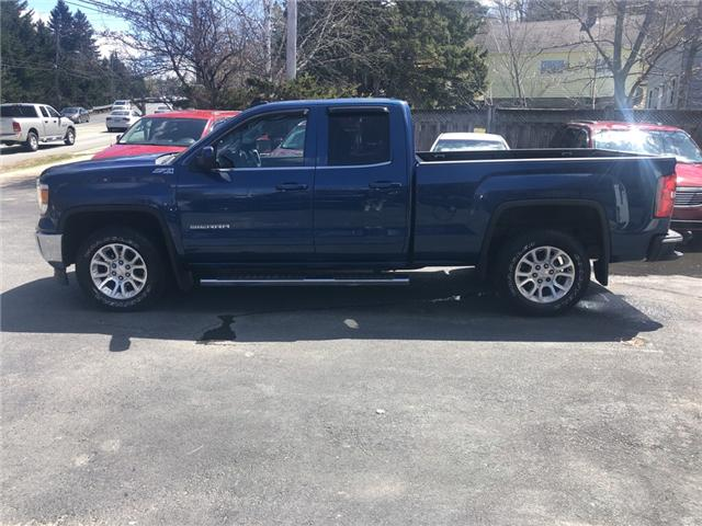 2015 GMC Sierra 1500 SLE (Stk: ) in Dartmouth - Image 4 of 12