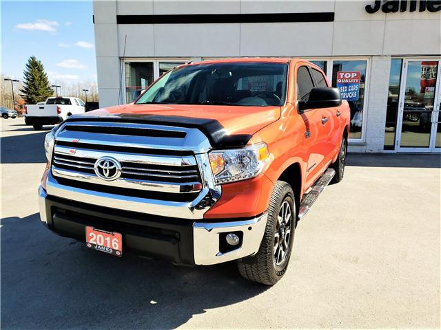 2016 Toyota Tundra Limited 5.7L V8 (Stk: P02604) in Timmins - Image 1 of 10