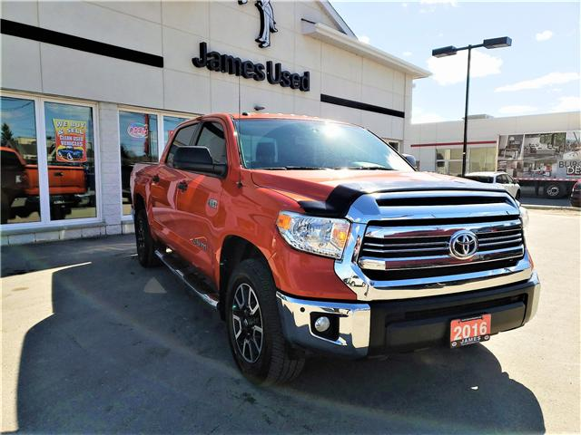 2016 Toyota Tundra Limited 5.7L V8 (Stk: P02604) in Timmins - Image 2 of 10