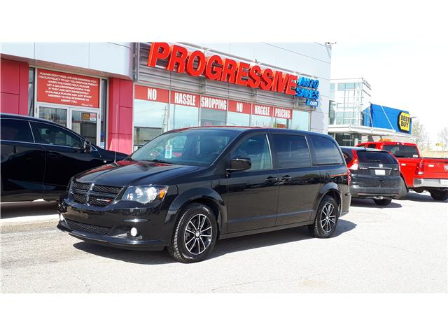 2019 Dodge Grand Caravan GT (Stk: KR515276) in Sarnia - Image 1 of 20
