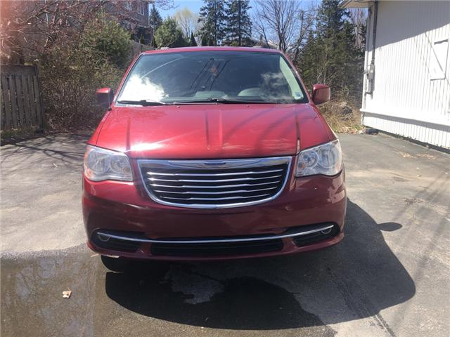 2015 Chrysler Town & Country Touring (Stk: ) in Dartmouth - Image 1 of 9