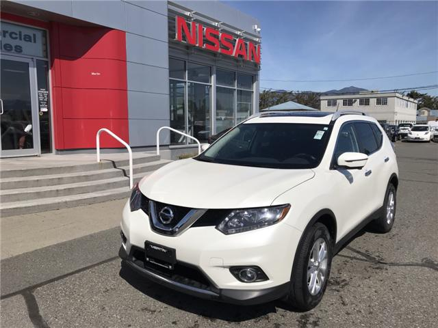 2016 Nissan Rogue SV (Stk: N86-3889A) in Chilliwack - Image 1 of 1