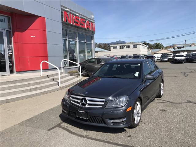 2013 Mercedes-Benz C-Class Base (Stk: N98-6470A) in Chilliwack - Image 1 of 1