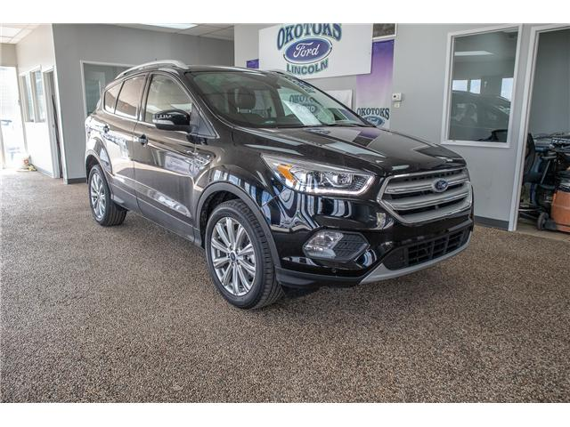 2018 Ford Escape Titanium (Stk: B81429) in Okotoks - Image 3 of 22