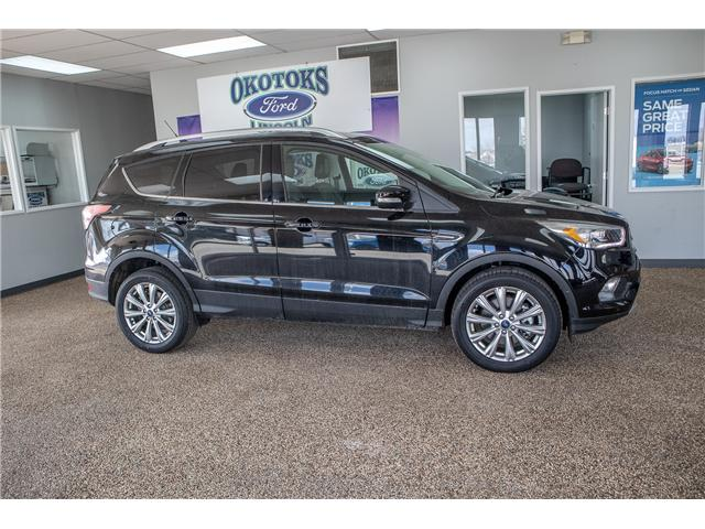 2018 Ford Escape Titanium (Stk: B81429) in Okotoks - Image 4 of 22