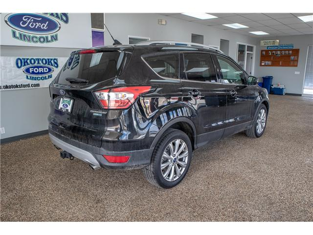 2018 Ford Escape Titanium (Stk: B81429) in Okotoks - Image 5 of 22