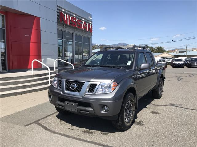 2019 Nissan Frontier PRO-4X (Stk: N19-0060P) in Chilliwack - Image 1 of 17