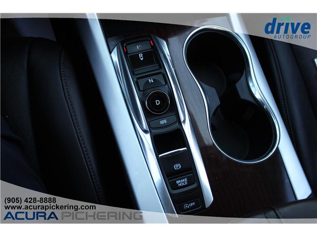 2016 Acura TLX Tech (Stk: AP4837) in Pickering - Image 17 of 33