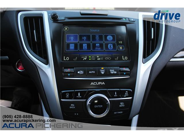 2016 Acura TLX Tech (Stk: AP4837) in Pickering - Image 16 of 33