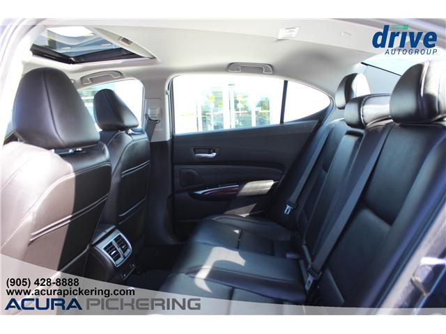 2016 Acura TLX Tech (Stk: AP4837) in Pickering - Image 25 of 33