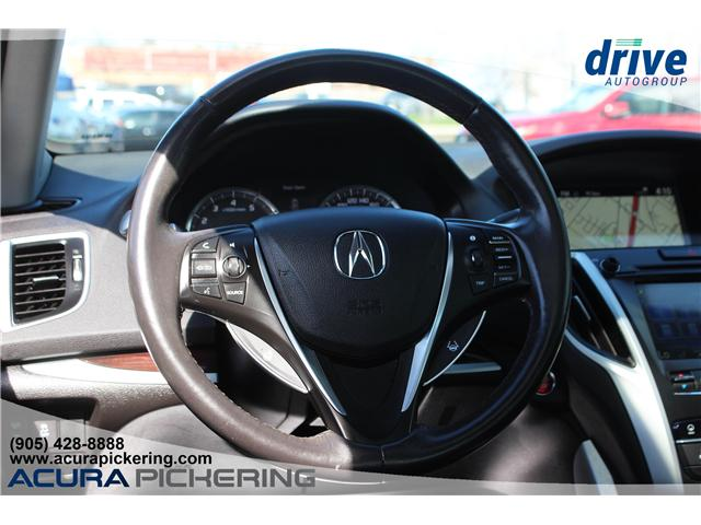 2016 Acura TLX Tech (Stk: AP4837) in Pickering - Image 12 of 33