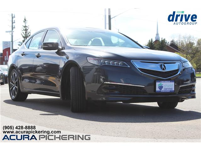 2016 Acura TLX Tech (Stk: AP4837) in Pickering - Image 5 of 33