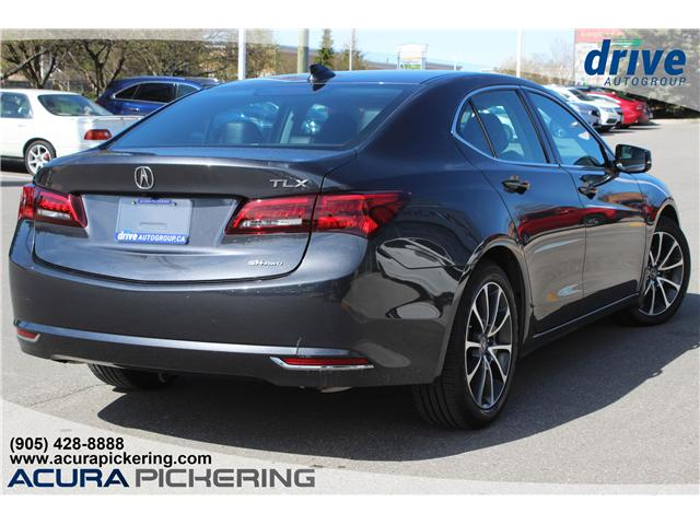 2016 Acura TLX Tech (Stk: AP4837) in Pickering - Image 7 of 33