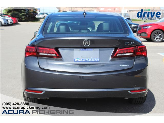 2016 Acura TLX Tech (Stk: AP4837) in Pickering - Image 8 of 33