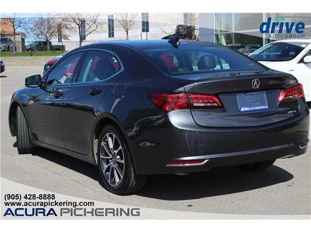 2016 Acura TLX Tech (Stk: AP4837) in Pickering - Image 10 of 33