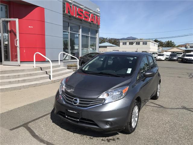 2016 Nissan Versa Note 1.6 SV (Stk: N19-0057A) in Chilliwack - Image 1 of 1