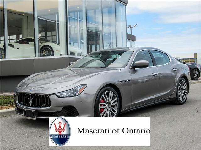 2015 Maserati Ghibli S Q4 (Stk: U4242) in Vaughan - Image 1 of 26