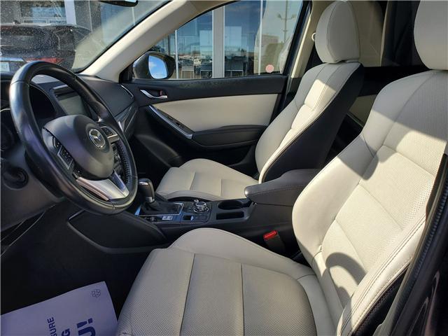 2016 Mazda CX-5 GT (Stk: P1565) in Saskatoon - Image 11 of 27