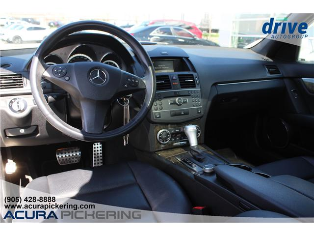 2011 Mercedes-Benz C-Class Base (Stk: AT405A) in Pickering - Image 2 of 23