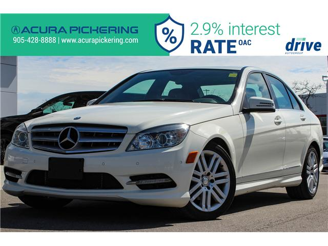 2011 Mercedes-Benz C-Class Base (Stk: AT405A) in Pickering - Image 1 of 23