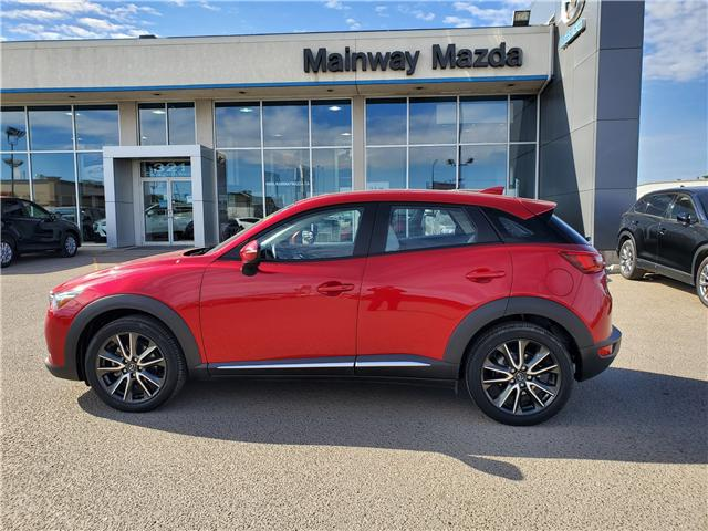 2016 Mazda CX-3 GT (Stk: 1388A) in Saskatoon - Image 1 of 27