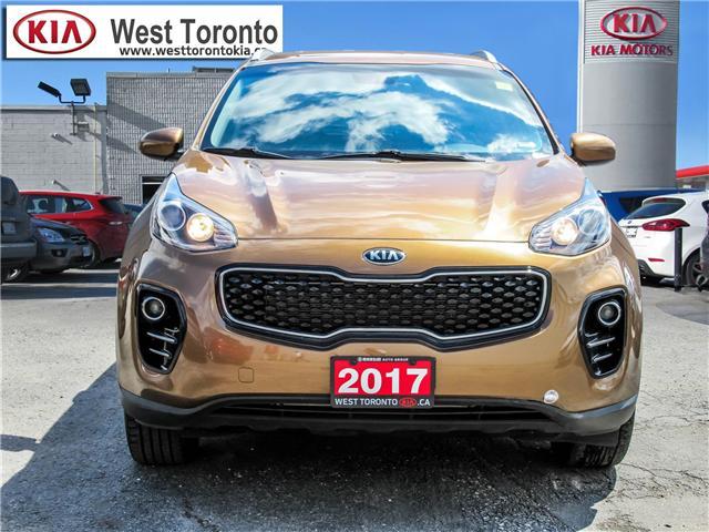 2017 Kia Sportage LX (Stk: T18399) in Toronto - Image 2 of 22