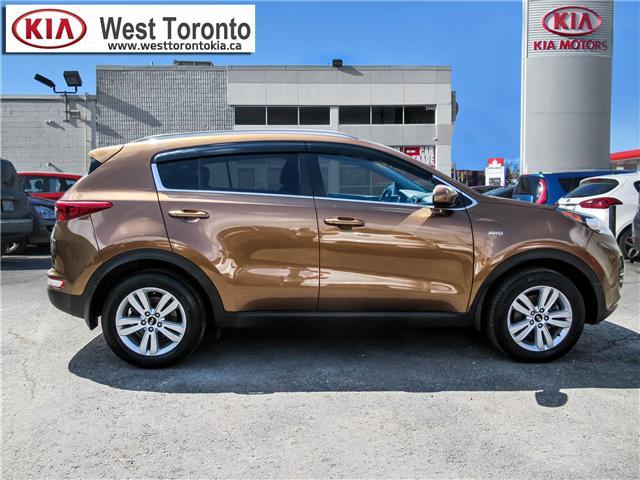 2017 Kia Sportage LX (Stk: T18399) in Toronto - Image 4 of 22