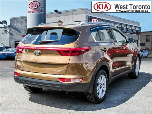 2017 Kia Sportage LX (Stk: T18399) in Toronto - Image 5 of 22