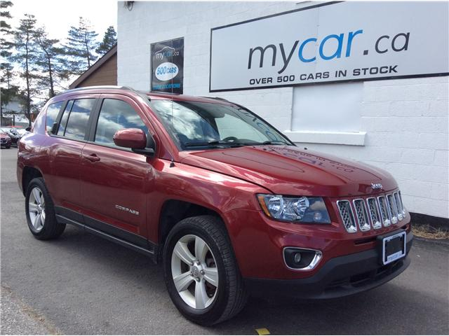 2017 Jeep Compass Sport/North (Stk: 190557) in Kingston - Image 1 of 19