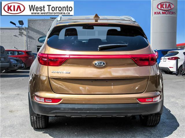 2017 Kia Sportage LX (Stk: T18399) in Toronto - Image 6 of 22