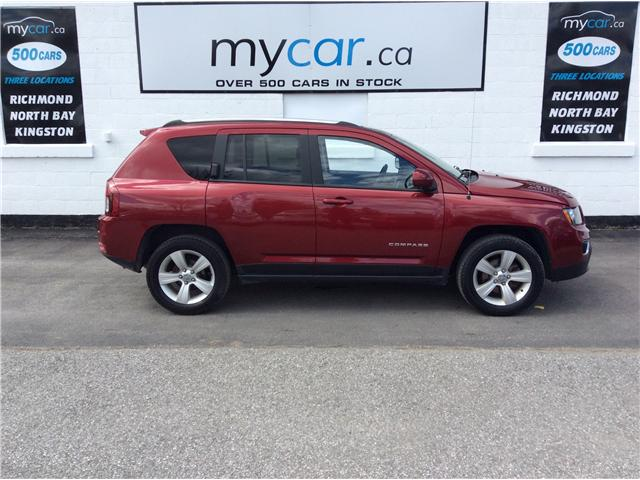 2017 Jeep Compass Sport/North (Stk: 190557) in Kingston - Image 2 of 19
