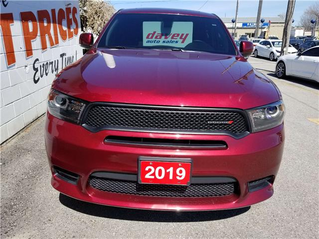 2019 Dodge Durango GT (Stk: 19-314) in Oshawa - Image 2 of 17