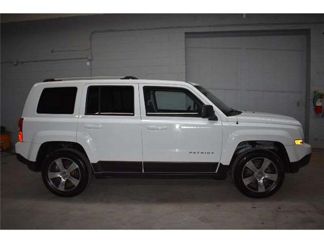 2017 Jeep Patriot HIGH ALTITUDE 4X4 - HEATED SEATS * LEATHER (Stk: B3841) in Cornwall - Image 1 of 30