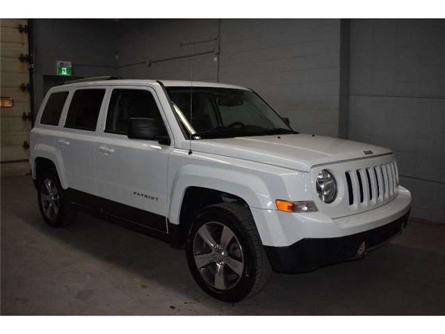 2017 Jeep Patriot HIGH ALTITUDE 4X4 - HEATED SEATS * LEATHER (Stk: B3841) in Cornwall - Image 2 of 30
