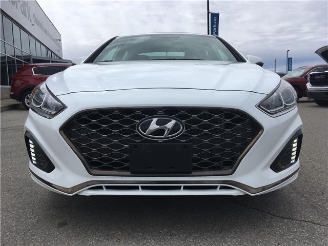 2019 Hyundai Sonata ESSENTIAL (Stk: 19-48742RJB) in Barrie - Image 2 of 27