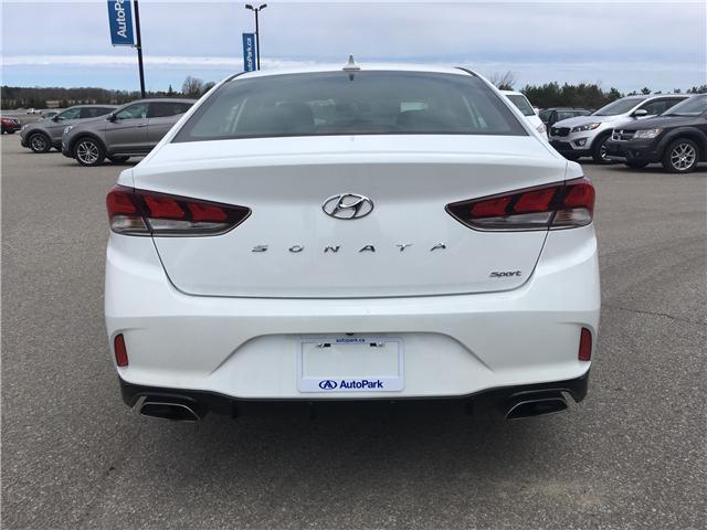 2019 Hyundai Sonata ESSENTIAL (Stk: 19-48742RJB) in Barrie - Image 6 of 27