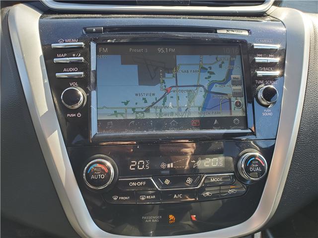 2015 Nissan Murano SL (Stk: N1542) in Saskatoon - Image 21 of 26