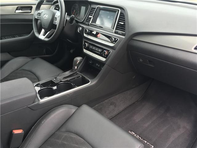 2019 Hyundai Sonata ESSENTIAL (Stk: 19-48742RJB) in Barrie - Image 19 of 27