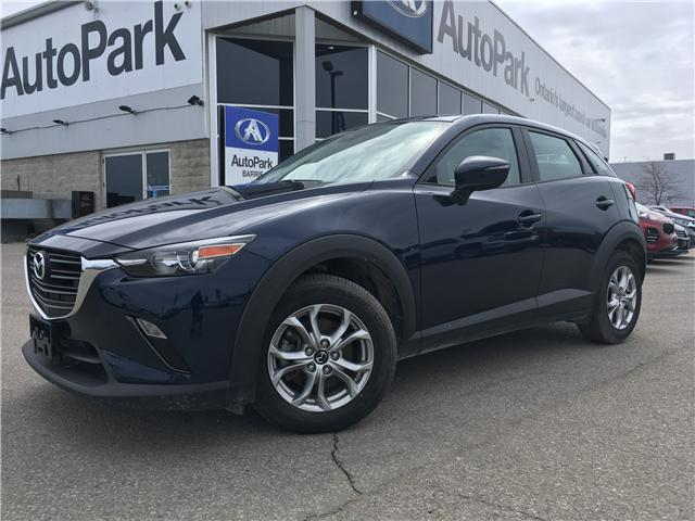 2019 Mazda CX-3 GS (Stk: 19-08247RJB) in Barrie - Image 1 of 27