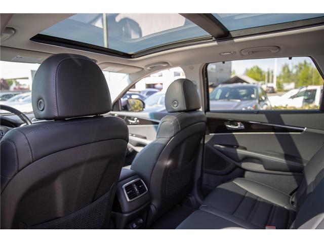 2019 Kia Sorento 3.3L EX+ (Stk: SR99744) in Abbotsford - Image 11 of 30