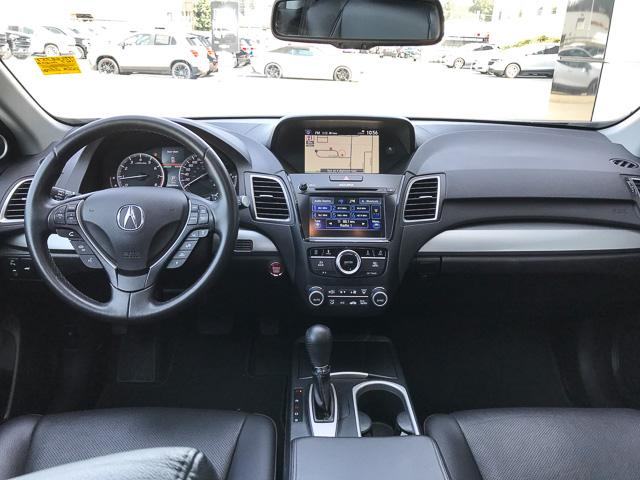 2017 Acura RDX Elite (Stk: 9TR88751) in North Vancouver - Image 10 of 28