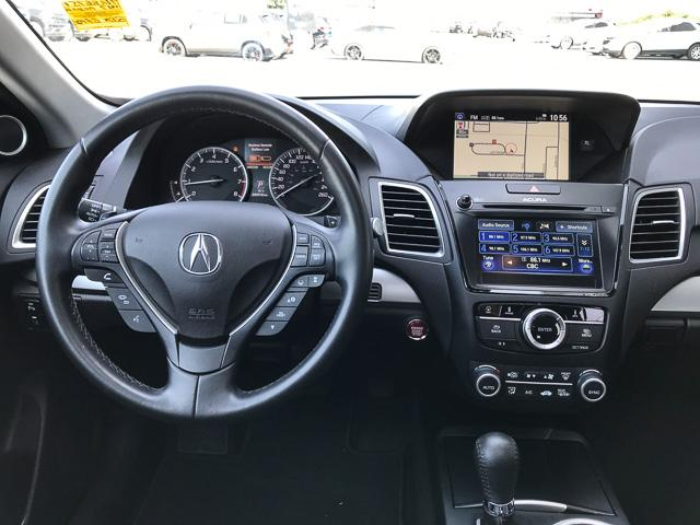 2017 Acura RDX Elite (Stk: 9TR88751) in North Vancouver - Image 7 of 28