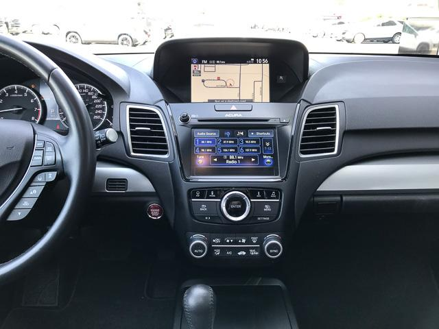 2017 Acura RDX Elite (Stk: 9TR88751) in North Vancouver - Image 8 of 28