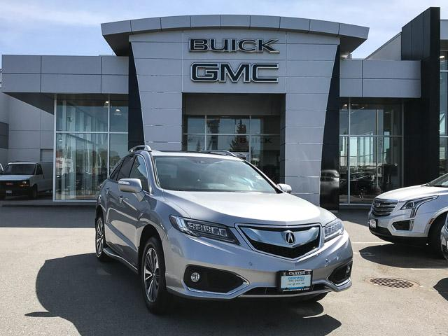 2017 Acura RDX Elite (Stk: 9TR88751) in North Vancouver - Image 2 of 28