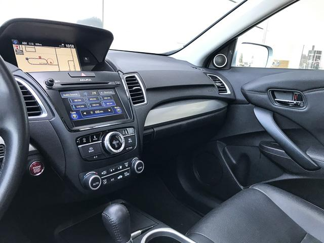 2017 Acura RDX Elite (Stk: 9TR88751) in North Vancouver - Image 9 of 28